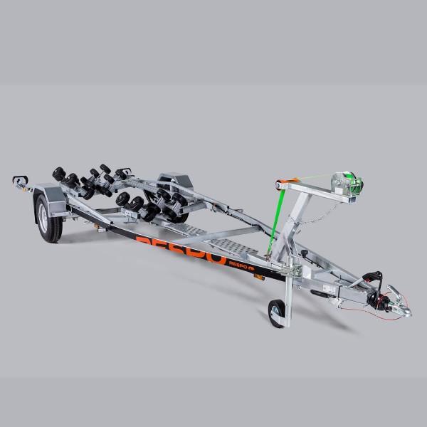 Respo Multiroller 1800kg Bootstrailer LED - Bild 1