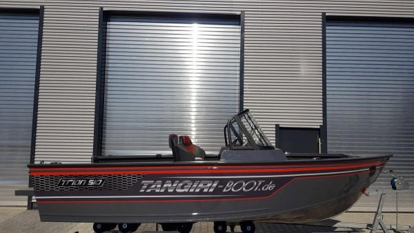 Tangiriboat 510 ZRX 2  Tangiri Boot Aluminium A Bootsschuh - Bild 1