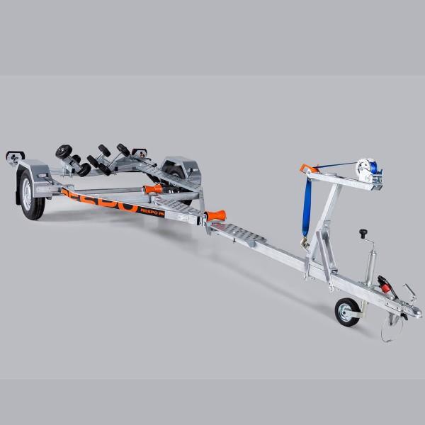 Respo Multiroller 750kg Bootstrailer trai - Bild 1