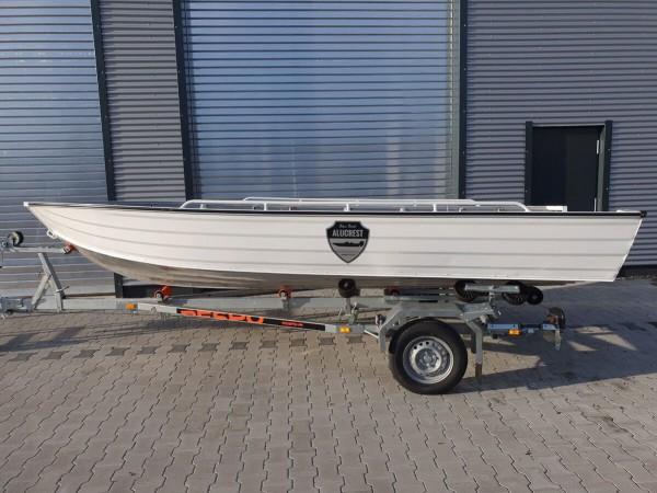 ALUCREST 470 Fish Aluminium Boot Aluboot - Bild 1