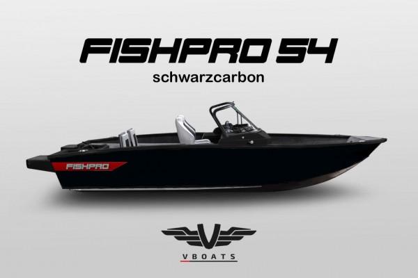 X5 Vboats volzhanka aluminium Boot - Bild 1
