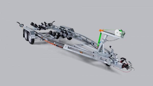 Respo 2000 kg Multiroller Trailer Boot - Bild 1