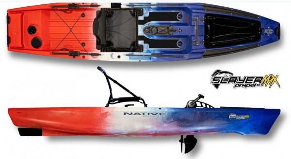 Native Watercraft Slayer 12.5 MAX  LE LIBERTY Limited Kajak