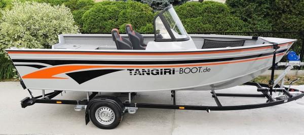 Tangiriboat Tangiri-boot ZRX 560 Vorserien Boot - Bild 1