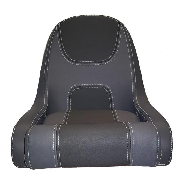 Fahrerstuhl klein mit  flip up - Bild 1