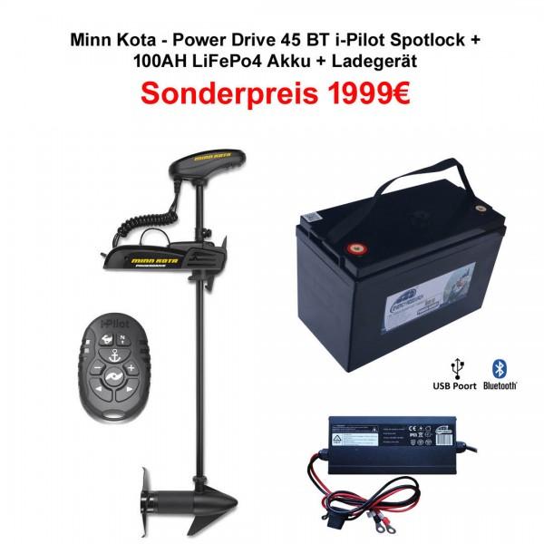 Power Drive 45 BT i-Pilot  set - Bild 1
