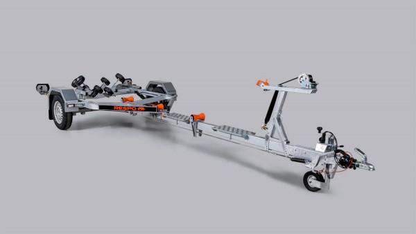 Respo 1000kg Multiroller LED Boot Trailer - Bild 1